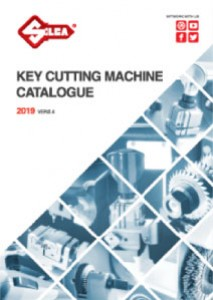 Key Cutting Machine Catalogue 2019