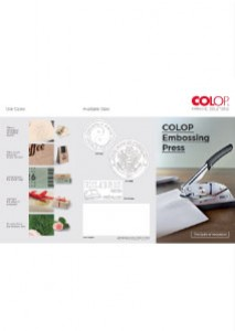 COLOP® Embossing Press