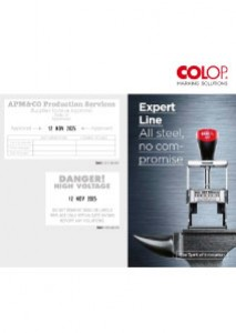 COLOP® Expert Line
