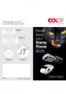 COLOP® Stamp Mouse
